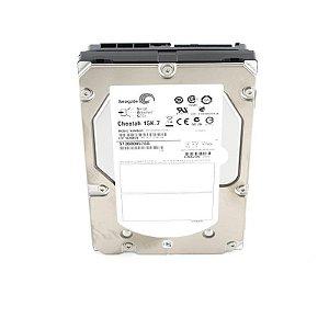 HD Seagate Cheetah 600GB SAS 6Gb/s 15K.7 RPM 16MB 3.5 ST3600057SS