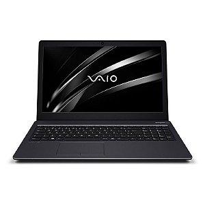 Notebook VAIO Fit 15S Core I3-6006U, 4GB, SSD 128GB, LED 15.6 Full HD, Win10 Home - VJF154F11X-B0811B