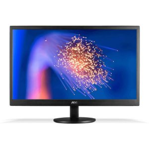 "Monitor AOC 21.5"" LED Full HD Widescreen E2270SWHEN"