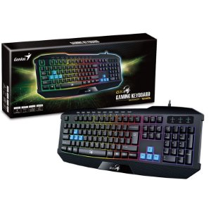 Teclado Gamer Genius Scorpion K215 USB