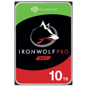 HD Seagate Backup NAS IronWolf 10TB SATA 6GB/s 3.5""