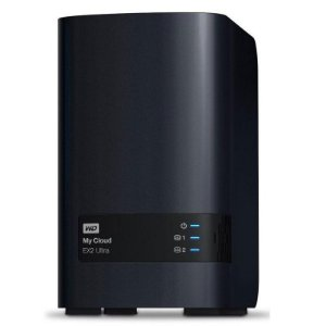 Storage NAS WD My Cloud EX2 Ultra 2 Baias - Sem HD