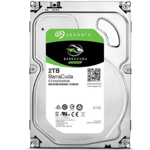 "HD Seagate Barracuda 2TB SATA III 6GB/s 3.5"" ST2000DM006"