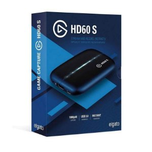 Placa de Captura Elgato HD60 S USB - 1GC109901004
