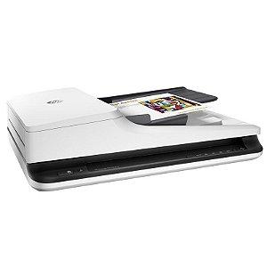 Scanner de mesa HP ScanJet Pro 2500 F1 ADF Duplex