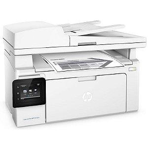 Impressora Multifuncional HP Laserjet Pro M132FW Laser Mono Rede Wi-Fi