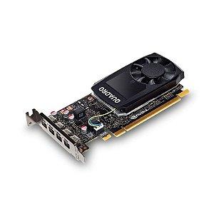 Placa de Vídeo NVIDIA Quadro P1000 4GB DDR5 128BIT