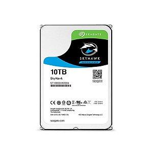 """HD Seagate SkyHawk 10TB SATA 6GB/s 3.5"""" 256MB ST10000VX0004"""
