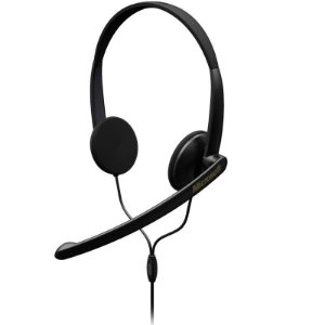 Fone de Ouvido Headset C/Microfone Microsoft LifeChat LX-1000
