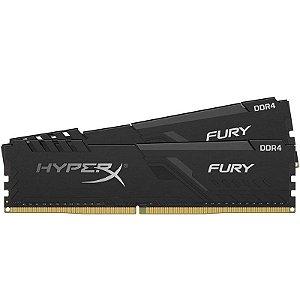 Kit Memória HyperX Fury 32GB (2x16GB) DDR4 2666Mhz