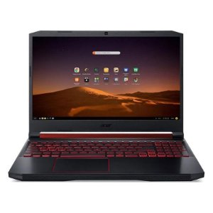 "Notebook Gamer Acer Nitro 5 15,6"" Core i7-9750H, 16GB, 1TB + SSD 128GB, Geforce GTX1650, Endless"