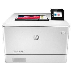 Impressora HP Laserjet Pro MFP M454DW Laser Color Wi-Fi 110V