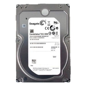 "HD Seagate Constellation ES.3 4TB SATA III 6GB/s 7200RPM 3.5"""
