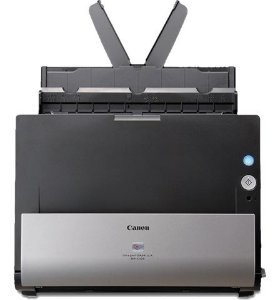 Scanner Canon DR-C125 - Usado & Revisado - Garantia de 12 Meses