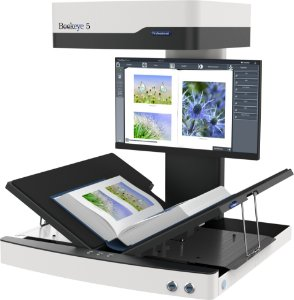 Scanner Planetário A2 Bookeye 5 V2 Professional Image Access