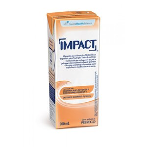 IMPACT - PESSEGO 200 ml   NESTLE