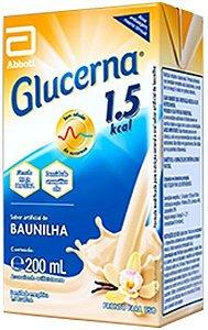 GLUCERNA 1,5 KCAL BAUNILHA TETRA  - 200 ml  ABBOTT