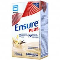 ENSURE PLUS BAUNILHA TETRAPACK - 200 ML  ABBOTT