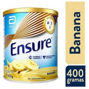 ENSURE BANANA - 400g  ABBOTT
