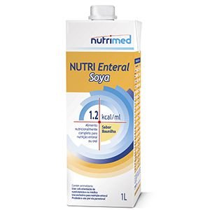 NUTRI ENTERAL SOYA 1.2 TP 1000 ML - NUTRIMED