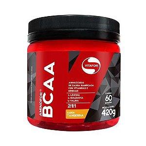 Aminofor BCAA Tangerina 420 gr Vitafor