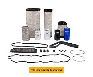 Kit Revisão Pá Carregadeira W130B - 1000h