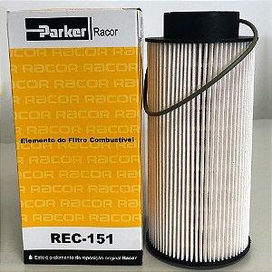 Elemento Combustível ( REC-151 ) RACOR