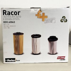 Kit Elemento Filtro ( REK-40043 ) RACOR