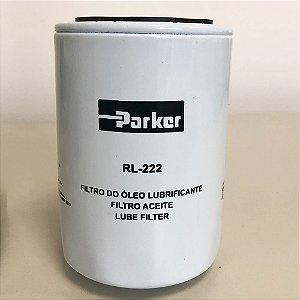 Filtro Lubrificante ( RL-222 ) RACOR