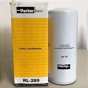 Filtro Lubrificante ( RL-289 ) RACOR