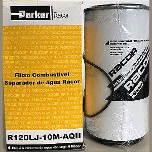 Filtro Combustível Sep. Água ( R120LJ-10M-AQII ) RACOR