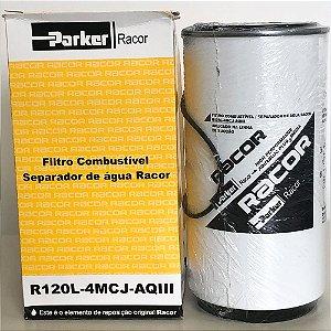 Filtro Combustível Sep. Água ( R120L-4MCJ-AQIII ) RACOR