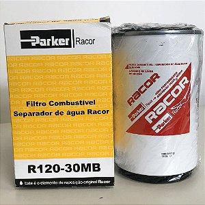 Filtro Combustível Sep. Água ( R120-30MB ) RACOR