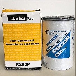 Filtro Combustível Sep. Aguá ( R260P ) RACOR