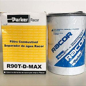 Filtro Combustível Sep. Água ( R90T-D-MAX-BR ) RACOR