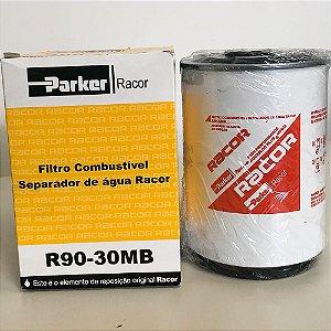 Filtro Combustível Sep. Água ( R90-30MB ) RACOR