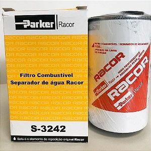 Filtro Combustível Sep. Água ( S-3242 ) RACOR