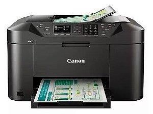 Impressora Multifuncional Canon Maxify MB2110 -Wireless Com Bulk Ink 300ML CADA COR