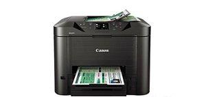 Impressora Multifuncional Colorida Canon Maxify Mb5410 - Wireless