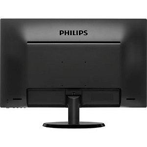 MONITOR PHILIPS LED 21,5 POLEGADAS WIDE HDMI - 223V5LHSB2