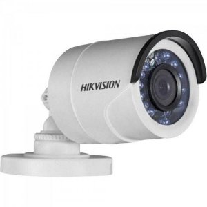 Camera Bullet HD 3.0P 1MP 20M 2.8mm Branca DS-2CE16C0T-IRP HIKVISION
