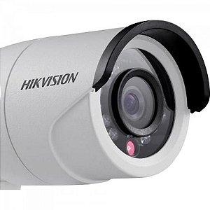 Camera Bullet HD-TVI-IR 1MP 20M 2.8mm DS-2CE16C0T-IR Branca HIKVISION
