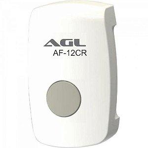 Acionador de Fechadura AF-12CR Branco AGL