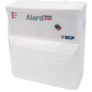 Central de Cerca Elétrica Sem Controle Remoto AlardShock ECP
