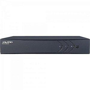 DVR Hibrido (5 em 1) 4 Canais + 1 IP FULL HD 1080P DVR-1004 AQUARIO