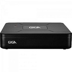 DVR Open Lite (4 em 1) 8 Canais 720P HD GS0083 Preto GIGA