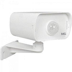 Sensor de Presença Externo Bivolt MPX-40F Branco MARGIRIUS