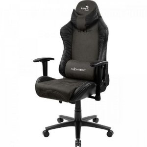 Cadeira Gamer Knight Iron Black AEROCOOL
