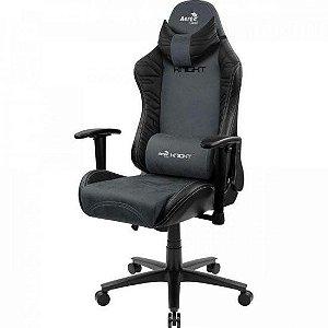 Cadeira Gamer Knight Steel Blue AEROCOOL