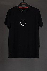camiseta continue sorrindo